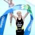 Lindemann turns bronze to gold in junior women's race