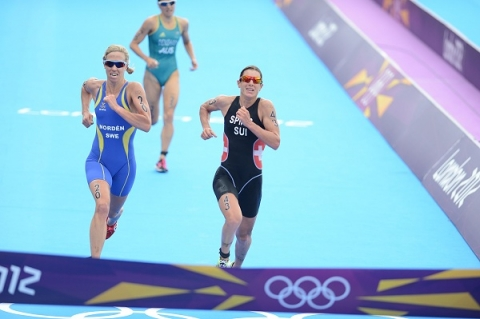 2012 Highlights: Smashing sprint finishes