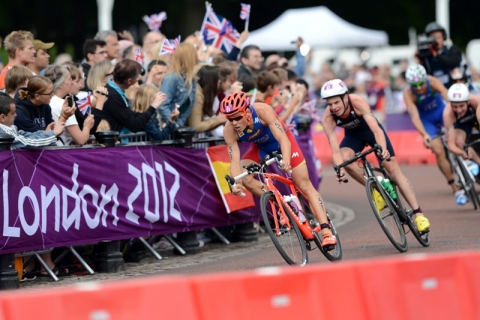 London 2012 Olympic Games: Highlights from the Men's Race