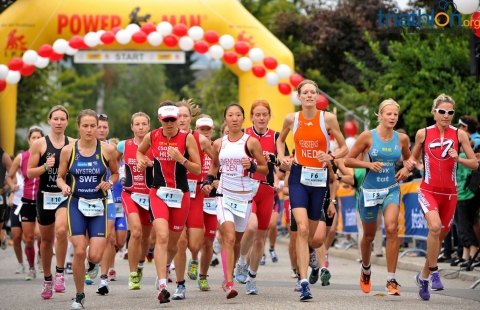 ITU Powerman Long Distance Duathlon World Championships Return to Zofingen