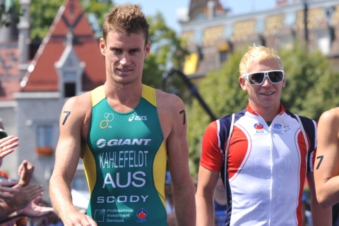 Australian men's team named for London 2012 Olympic Games
