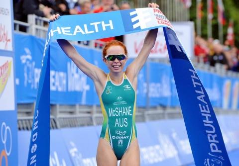 Charlotte McShane claims U23 Women's World Championship