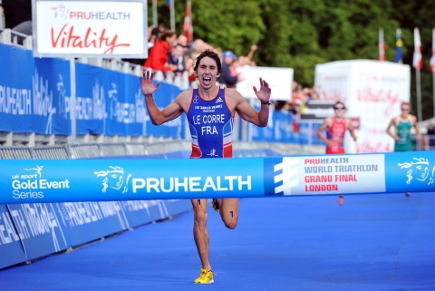 France's Pierre Le Corre wins 2013 Under23 Men's World Championship