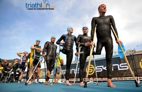 Paratriathlon takes a landmark step forward in Australia