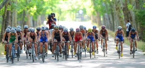 World Triathlon Series hits Europe with Madrid stop