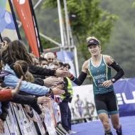Long distance triathlon champs to be crowned in China