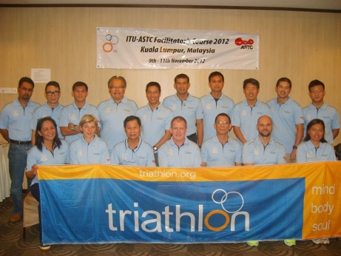 Former triathlon CEO Norman Brook a teacher first