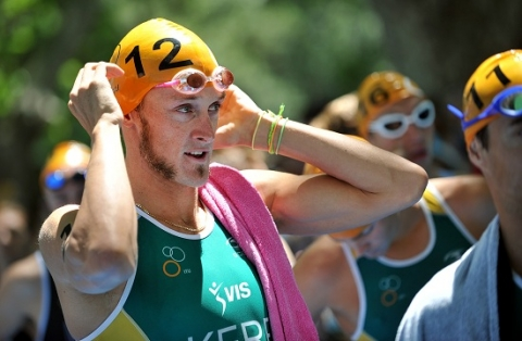 Jodie Stimpson and Peter Kerr take Oceania Sprint titles