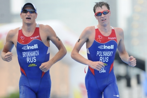 Russia announces Olympic Team for London 2012