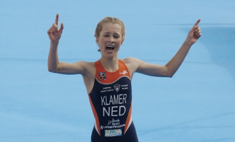 Rachel Klamer earns first European title in Turkey