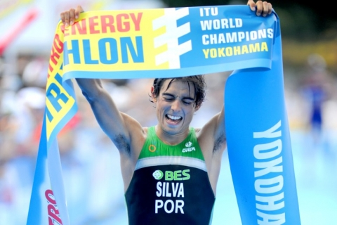 Gold for Silva in Yokohama