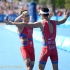Spaniards head up men's race in Hamburg