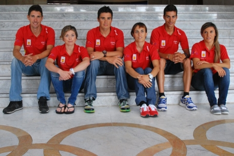 Spain reveals London 2012 Olympic team
