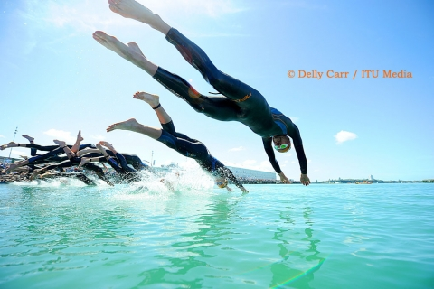 Essential triathlon training tips: Intro to swimming