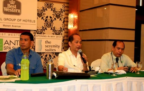 Philippines NF continues Green Triathlon programme