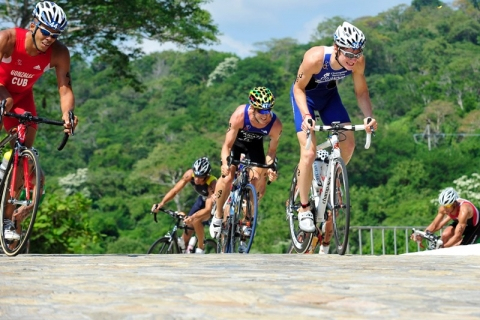 Team ITU ready to race in Huatulco