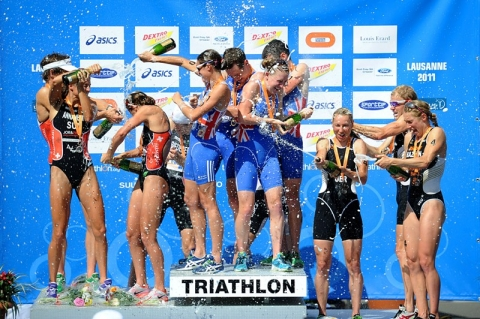 Triathlon Mixed Relay accepted into Commonwealth Games programme