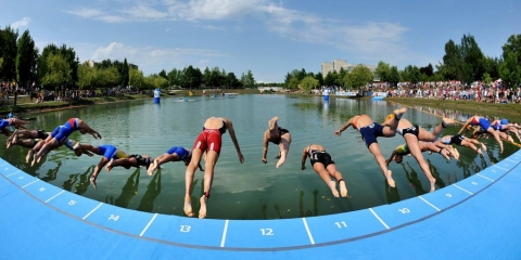 ITU World Cup circuit returns to Tiszaujvaros