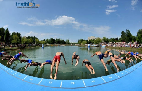 Tiszauvaros World Cup offers heated action