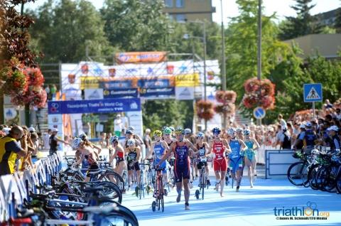 Europeans dominate Tiszy women's heats