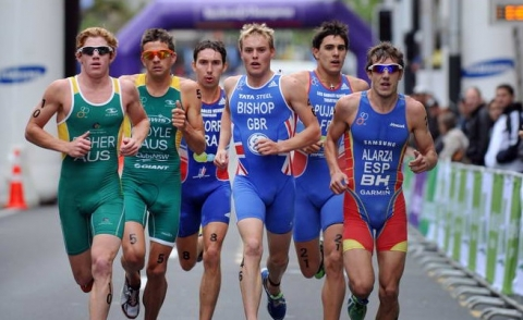 Under 23 races ready to rip in London