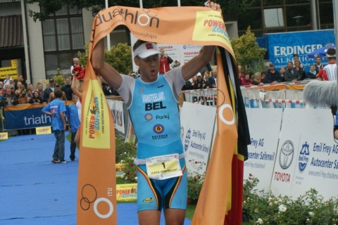 Joerie Vansteelant Secures fourth Long Distance Duathlon World Championships