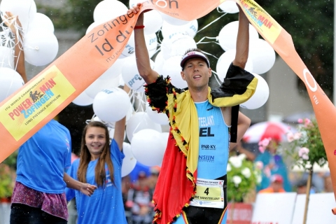 Vansteelant and Burke claim Zofingen ITU Powerman Long Distance Duathlon World Championships