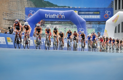 2013 World Triathlon Series Preview
