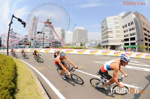 Yokohama Preview: A new Dextro Energy Triathlon Series begins on Monday