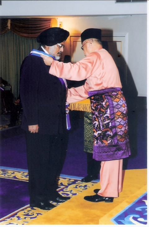 Balwant Singh Kler Awarded for Lifetime Achievements