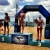Daniel Unger and Lauren Campbell back on top of the podium in Bridgetown