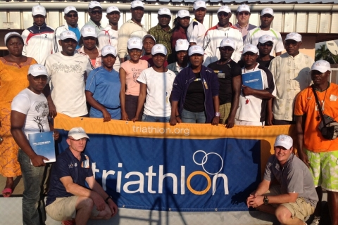 ITU holds first Community Coaches and Technical Officials Course in Cameroon