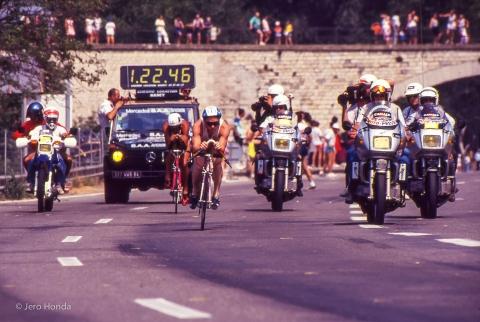 ITU World Championships turns 25