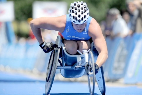 Spain supports Paratriathlon in Madrid