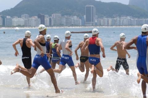 Triathlon Heads to Rio de Janeiro 2016 Olympic Games