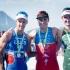 Gomez golden at 2015 Triathlon Test Event