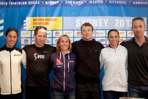 Sydney Pre-Race Press Conference Highlights