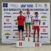 Belarus birthday boy wins Burgas gold