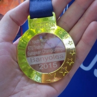 Beautiful Banyoles – triathlon in Spain finds a new home.