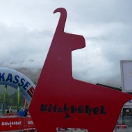 Kitzbühel: alive with the sound of athletes