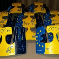 2016 ETU Awards - the Gala Dinner in Rome