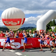 Kitzbühel once again hosts ETU Triathlon European Championships.