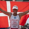 Camilla Pedersen storms to victory at Challenge Barcelona