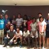 Team Oceania Athletes meet for Development Camp