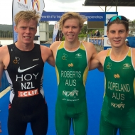 Matt Roberts and Jazz Hedgeland claim medals at Penrith