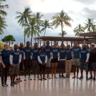 Team Oceania Training Camp June 2015