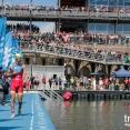 2017 Montreal Mens Triathlon - Start