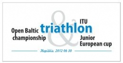 2012 Kupiskis ETU Triathlon Junior European Cup