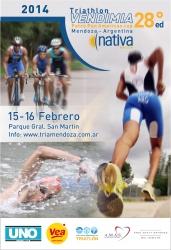 2014 Mendoza PATCO Triathlon Pan American Cup