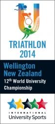 2014 Wellington FISU World University Triathlon Championships